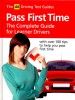 GREGORY, JANE : Pass First Time – The Complete Guide for Learner Drivers / AA Publishing, 2004