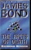 BENSON, RAYMOND : James Bond The Facts of Death / The New Bond Adventure / Coronet