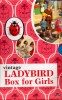 Ladybird Box for Girls /In a Big Store, Understanding Maps, A Ladybird Book about Knitting, Helping at Home, The Nurse, Shopping with Mother/ / Vintage