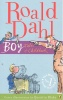 DAHL, ROALD  : Boy - Tales of Childhood / Puffin, 2008