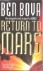 BOVA, BEN : Return to Mars / HarperCollins, 2000
