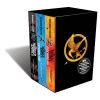 COLLINS, SUZANNE : The Hunger Games Trilogy - Box Set / Scholastic, 2011