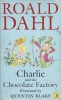 DAHL, ROALD : Charlie and the Chocolate Factory / Puffin, 1985