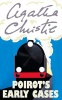 CHRISTIE, AGATHA : Poirot's Early Cases / Harper, 2002