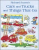 SCARRY, RICHARD : Cars and Trucks and Things That Go / HarperCollins Children's Books, 2010