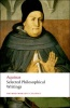 AQUINAS, THOMAS  : Selected Philosophical Writings / Oxford Paperbacks, 2008