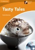 BRENNAN, FRANK : Tasty Tales - Level 4 with CD-ROM / Cambridge, 2009