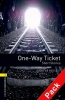 BASSETT, JENNIFER : One-Way Ticket Audio CD Pack - Stage 1 / OUP Oxford, 2007