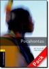 VICARY, TIM : Pocahontas Audio CD Pack - Stage 1 / OUP Oxford, 2007