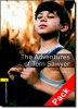TWAIN, MARK : The Adventures of Tom Sawyer Audio CD Pack - Stage 1 / OUP Oxford, 2007
