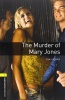 VICARY, TIM : The Murder of Mary Jones - Stage 1 / OUP Oxford, 2007