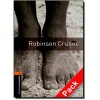DAFOE, DANIEL - MOWAT, DIANE : Robinson Crusoe Audio CD Pack - Stage 2 / OUP Oxford, 2007