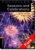 MAGIRE, JACKIE : Seasons and Celebrations Audio CD Pack - Stage 2 / OUP Oxford, 2008