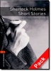 CONAN DOYLE, ARTHUR - WEST, CLARE : Sherlock Holmes Short Stories Audio CD Pack - Stage 2 / OUP Oxford, 2007