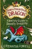 COWELL, CRESSIDA : A Hero's Guide to Deadly Dragons / Hodder Children's Books, 2010