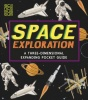 HOLCROFT, JOHN : Space Exploration: A Three-Dimensional Expanding Pocket Guide / Walker, 2014