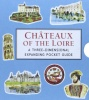 KRAUSS, TRISHA : Châteaux of the Loire: A Three-Dimensional Expanding Pocket Guide / Walker, 2014