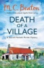 BEATON, M. C. : Death of a Village / C & R Crime, 2013