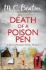 BEATON, M. C. : Death of a Poison Pen / C & R Crime, 2013