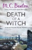 BEATON, M. C. : Death of a Witch / C & R Crime, 2013