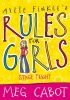 CABOT, MEG : Allie Finkle's Rules for Girls: Stage Fright / Macmillan Children's Books, 2010