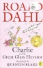 DAHL, ROALD : Charlie and the Great Glass Elevator / Puffin, 1997