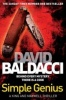 BALDACCI, DAVID : Simple Genius / Pan, 2013