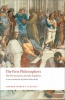WATERFIELD, ROBIN : The First Philosophers  / Oxford Paperbacks, 2009