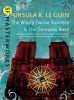 Le GUIN, URSULA K. : The Wind's Twelve Quarters and The Compass Rose / Gollancz, 2015