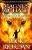 RIORDAN, RICK : Magnus Chase and the Sword of Summer / Penguin, 2015