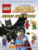 LEGO DC Super Heroes Heroes Into Battle Ultimate Sticker Collection  / DK Children, 2015