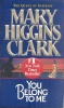 HIGGINS CLARK, MARY : You Belong to Me / Pocket Books, 1998