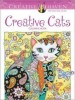 SARNAT, MARJORIE : Creative Haven Creative Cats Coloring Book / Dover Children's, 2015