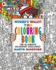 HANDFORD, MARTIN : Where's Wally? The Colouring Book / Walker Books, 2016
