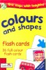 Colours and Shapes -  Flash Cards / Ladybird, 2006