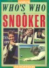 Who's Who in Snooker / Hamlyn, 1988