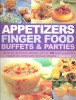 Appetizers Finger Food – Buffets and Parties / Hermes House, 2006