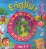 Learning Explorers – English: Age 4-5 / Egmont, 2005.