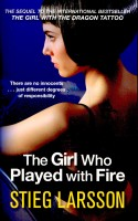 LARSSON, STIEG : The Girl Who Played with Fire / Maclehose Press, 2009