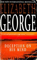 GEORGE, ELIZABETH : Deception on His Mind / New English Library, 1998