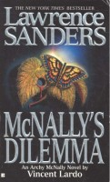 SANDERS, LAWRENCE  : McNally's Dilemma / Berkley, 2000