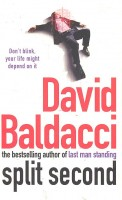BALDACCI, DAVID  : Split Second  / Pan, 2003