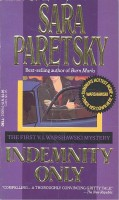 PARETSKY, SARA : Indemnity Only / Dell, 1990