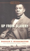 WASHINGTON, BOOKER T. : Up from Slavery  / Signet, 2010