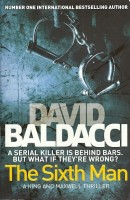 BALDACCI, DAVID : The Sixth Man / Pan, 2011
