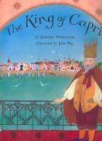 WINTERSON, JEANETTE : The King Of Capri / <a href=http://www.bloomsbury.com/BookCatalog/DefaultBooks.asp?>Bloomsbury</a>
