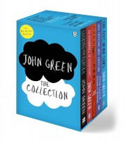 GREEN, JOHN : The Collection: The Fault in Our Stars / Looking for Alaska / Paper Towns / An Abundance of Katherines and Will Grayson / Penguin, 2013