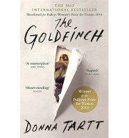 TARTT, DONNA : The Goldfinch / Abacus, 2014
