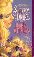 DRAKE, SHANNON : Damsell In Distress / Avon, 1992