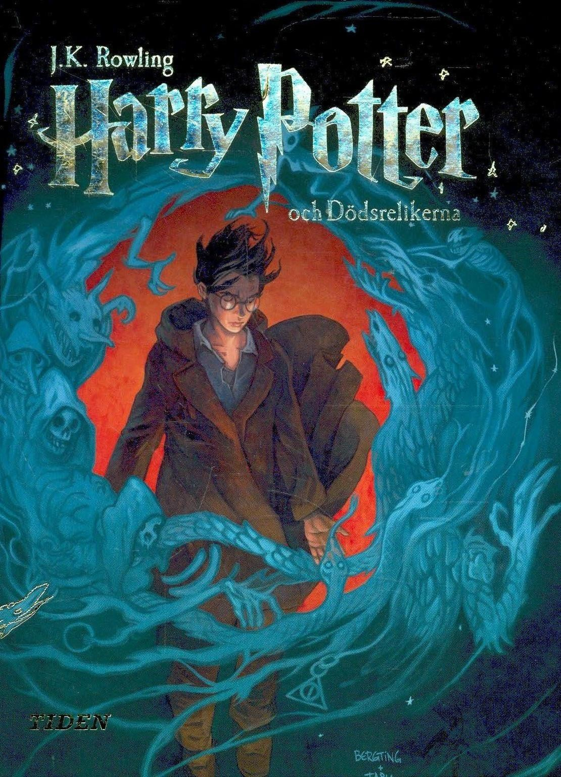 Harry Potter Book Different Covers : Us editions of harry potter books to finally get decent